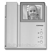 COMMAX DPV-4HP2 черно-белый домофон фото
