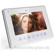 GARDI STYLE - 2 white цветной видеодомофон с памятью фото