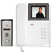 ARNY AVD-401HS цветной видеодомофон комплект фото