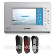 Комплект видеодомофона COMMAX CDV-71AM + DVC-311C