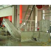 Промывочная установка со шнековым валом RWS (установка рециклинга бетона) фото