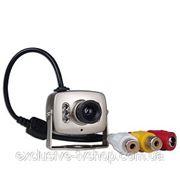Мини видеокамера видеонаблюдения фото