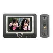 Комплект видеодомофона Jeja 297 CM CCD цв HF фото