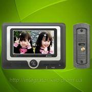 Видеодомофон и вызывная панель JEJA 297 CM Sony фото