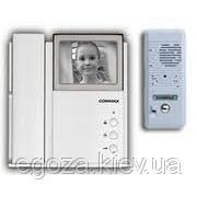 Комплект (Видеодомофон Commax 4HPN + Вызывная панель Commax 4BPN2) фото