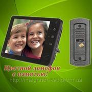 Видеодомофон и вызывная панель LUX 708 R2 фото