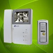 Видеодомофон и вызывная панель LUX 228 E JS фото