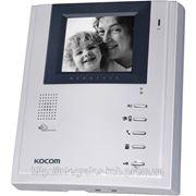 Видеодомофон Kocom KIV-102 фото