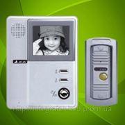 Видеодомофон и вызывная панель LUX 278 M Sony фото