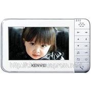 Монитор видеодомофона KW-128C-W64 фото