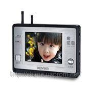 Радио видеодомофон KW-V730+KW-V135MC фото