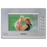 Видеодомофон COMMAX CDV-70A BLACK / SILVER фото