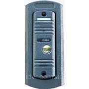 Антивандальная цветная вызывная панель домофона АТ-305С (Sony) фото