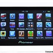 Мультимедийный автомобильный навигатор GPS 5 дюймов фото