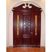 Дверь входная фото