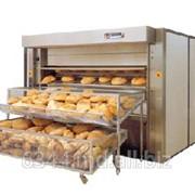 Печи хлебопекарные тоннельные