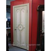Дверь в белом цвете фото