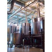 Экскурсия на пивоварный завод фото