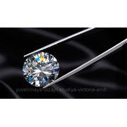 Независимая экспертиза бриллиантов (алмазы огранённые) фото
