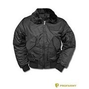 Куртка Swat shwarz зимняя 10405 фото