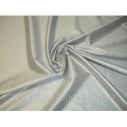 Жемчужный бифлекс светлое серебро фото