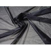 «Кожа ангела» с жемчужным блеском черная фото