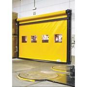 Ворота скоростные промышленные гибкие Модель М2 Compact Dynaco фото