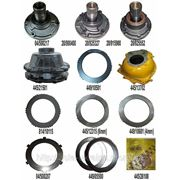 JCB Transmission Parts запчасти на трансмиссию 04/500207, 449/05500, 445/26108 фото