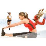 Ткани для фитнесса и аэробики фото