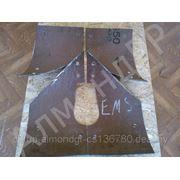 Комплект защитных пластин для Brinkmann, Worker, усиленные 9мм фото