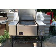 Сковорода электрическая промышленная СЭСМ-02 Полностью нержавеющая сталь фото
