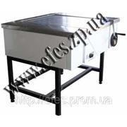 Тепловое оборудование:Сковороды электрические:Сковорода электрическая СЭСМ-02 фото
