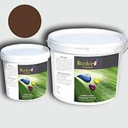 Резиновая краска Rezolux Universal /14 кг/ шоколадный 8017 фото