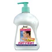 Концентрированное жидкое мыло ЛИТУФИТ перли фото