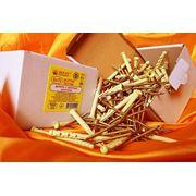 Дюбели WAVE 6х70 mm потай с ударным шурупом в картонной коробке - ISO 9001 фото
