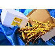 Дюбели WAVE 8х120 mm потай с ударным шурупом в картонной коробке - ISO 9001 фото