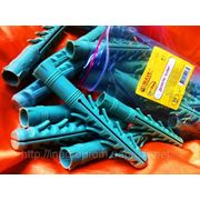 Дюбели ZUBR 16х120 mm упаковка ziplock - ISO 9001 фото