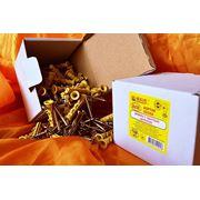 Дюбели WAVE 8х50 mm потай с ударным шурупом в картонной коробке - ISO 9001 фото