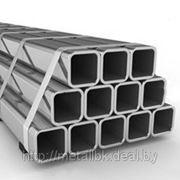Труба профильная 40х25х1,5 ст.3, труба профильная стальная 40х25х1,5, труба профильная металлическая 40х25х1,5 фото