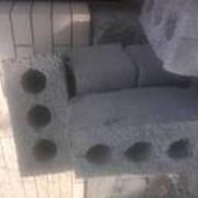 Блоки из отсева фото