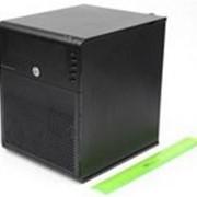 Сервер HP MicroSvr AMD N54L 2.2GHz/2MB/1P 2GB NHP SATA 250GB Twr (704941-421) фото