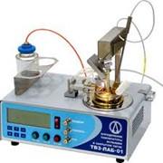 Полуавтоматический аппарат ТВЗ-ЛАБ-01 предназначен для определения температуры вспышки в закрытом тигле по методу Пенски - Мартенса, Датчики температуры, Температура вспышки фото