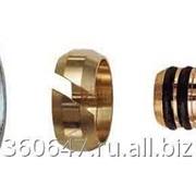 Соединитель коллекторный обжимной для металлопластиковой трубы метрическая резьба 16/2.0х М24 FAR фото