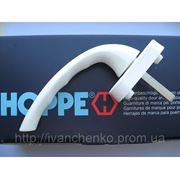 Оконная ручка HOPPE серии Tokio цвет белый, 35 мм фото