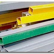 Стеклопластиковый профиль фото