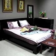 Мебель из красного дерева Мербау и Тика фото