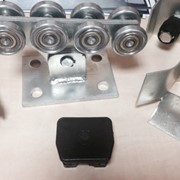 Комплект фурнитуры (консоль) для откатных ворот до 400 кг и до 800 кг.. фото