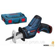 Электроножовка Bosch GSA 10.8V-LI L-BOXX фото