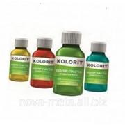 Колер паста для колеровки водно-дисперсионных и масляных красок 0,1 л ТМ Kolorit зеленый фото