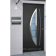Входная алюминиевая дверь 45 TP TopPrestige Hormann фото